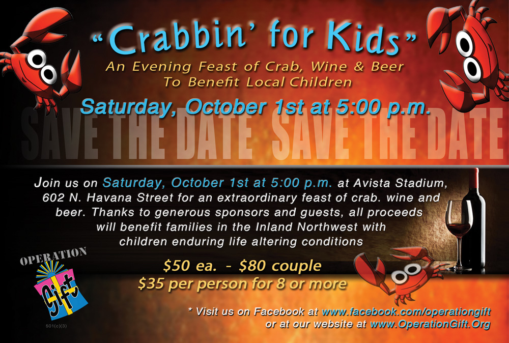 Crabbin' For Kids 2016
